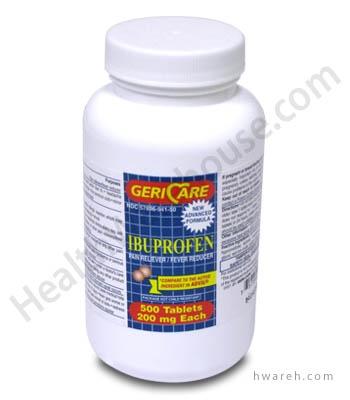 generic advil.
